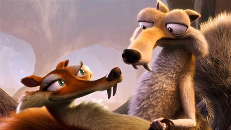 Ice Age 3 Dawn Of The Dinosaurs Cartoon Hd Wallpaper Image