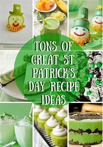 Tons of Great St. Patrick's Day Recipe Ideas | Jenns Blah ...