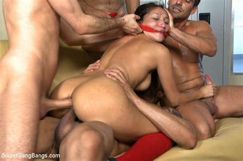 Adriana Sage Double Penetration