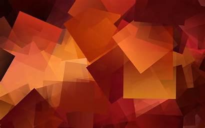 Geometric 4k Orange Texture Square Background Shapes