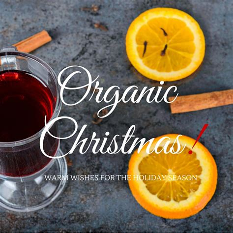 an organic christmas a time to reconnect with your