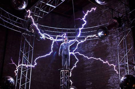 David Blaine: Electrified