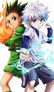 latest (640×905)   Hunter anime, Hunter x hunter, Hunter