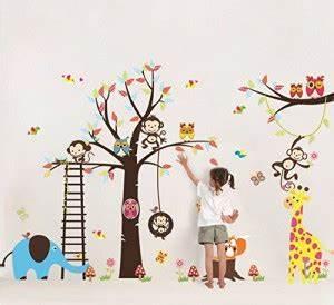 Wandbilder Tine Wittler : wandaufkleber dschungel colorfulworld xxxl wandtattoo wandsticker kinderzimmer tiere ~ Bigdaddyawards.com Haus und Dekorationen