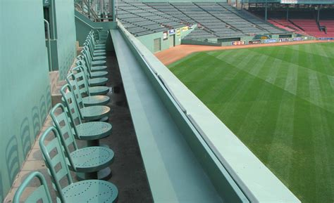 Fenway Park Seating Chart View