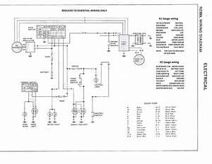U0026quot 98 R1 Gauge Cluster Wiring Diagram  Rd 350  U0026 Misc  2
