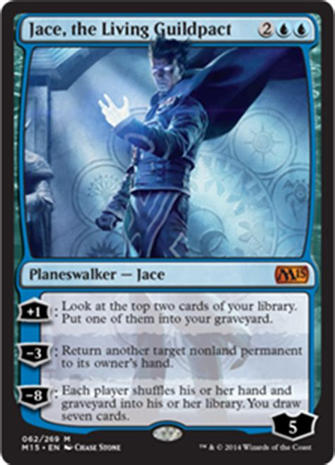 jace beleren planeswalkers magic the gathering