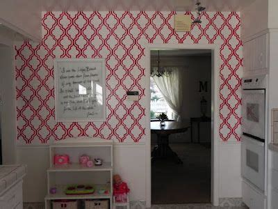 paint your own wallpaper includes link to tutorial this