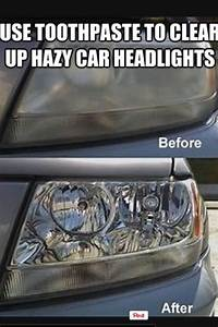 best way to clean headlights musely With best way to clean up hair in bathroom