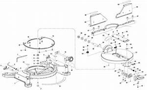 Ridgid R4112 10 U0026quot  Miter Saw Parts And Accessories