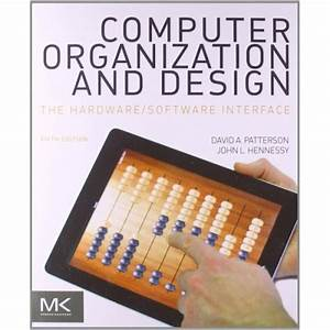 Solution Manual For Computer Organization And Design  5th