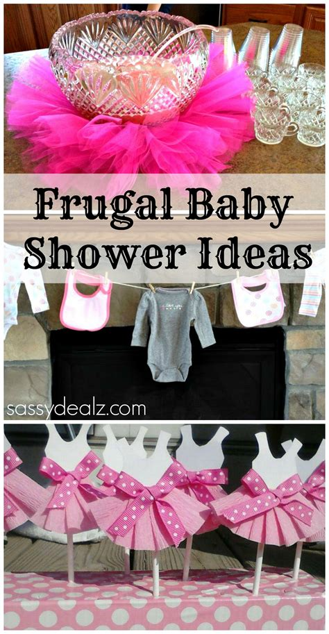 baby shower ideas for to be baby girl shower ideas on a budget crafty morning