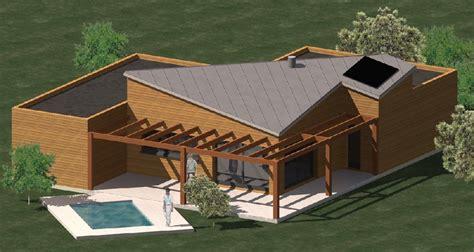 plan de maison 5 chambres plain pied construction 86 fr gt plans pour maison plain pied de type