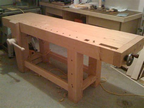 sjoberg woodworking bench plans diy