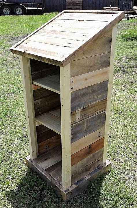 simple  easy pallets recycling ideas wood pallet
