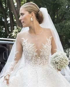 victoria swarovski39s wedding dress cost over 1 million With victoria swarovski wedding dress