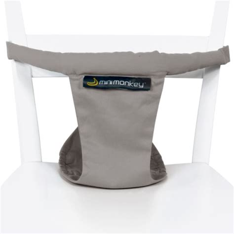 siege nomade avis siège nomade minimonkey chaises hautes repas bébé
