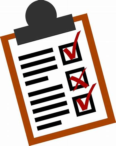 Checklist Business Lists Form Pixabay Vector Graphic