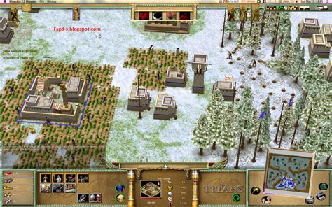Age Of Mythology The Titans Game Pc Softwares Games