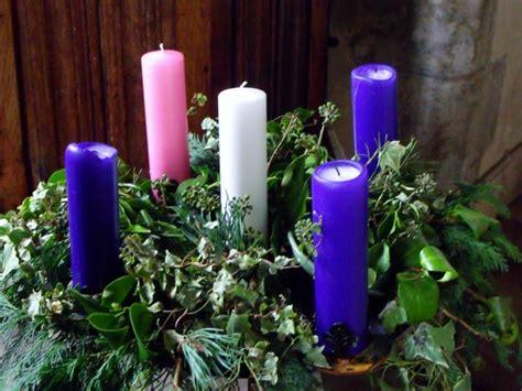 advent wreath st marys west  nick macneill