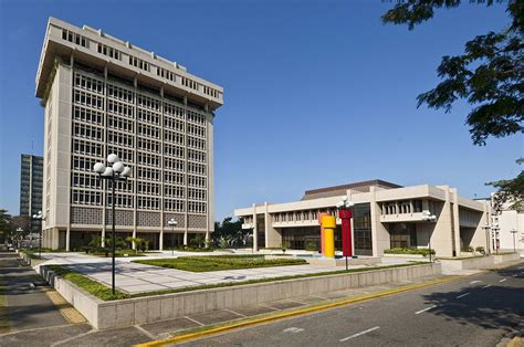 Banco Cental by Central Bank Of The Republic