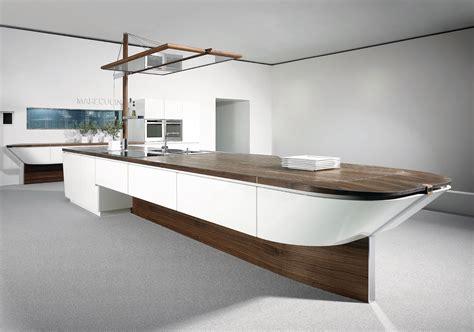 photo de cuisine design alno