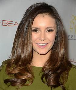 Nina Dobrev Hairstyles in 2018