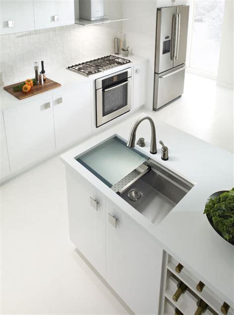 kitchen sink nyc kitchens modern kitchen sinks new york by houzer inc 2796