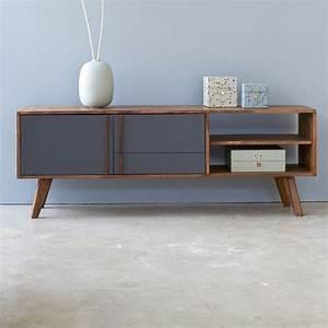 Tv Schrank Vintage : tv lowboard niels wohnzimmer pinterest ~ Watch28wear.com Haus und Dekorationen