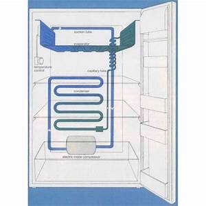 Parts Of A Refrigerator  U0026 How It Works