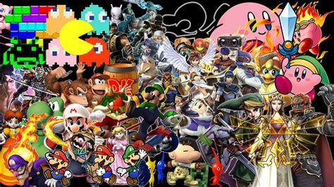 game characters wallpaper wallpapersafari