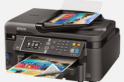 The way to check if printer is connected to computer or not. Epson WorkForce WF-3620 Driver Download Windows 10, Mac ...