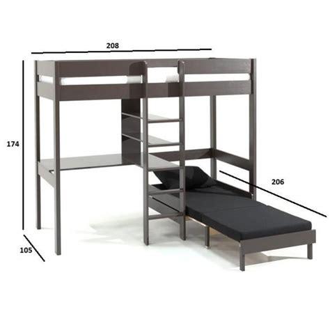 lit bureau pas cher lit mezzanine bureau pas cher maison design modanes com