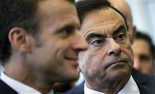 France warns against 'exorbitant' payoff for ex-Renault boss Ghosn…