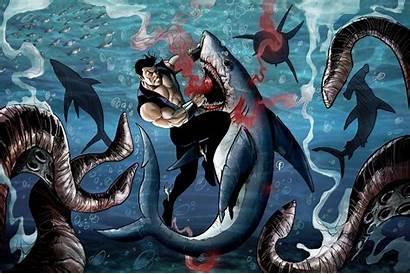 Namor Sub Mariner Marvel Wallpapers Comics Comic
