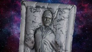 Star Wars Classic ADULT Inflatable Han Solo In Carbonite ...