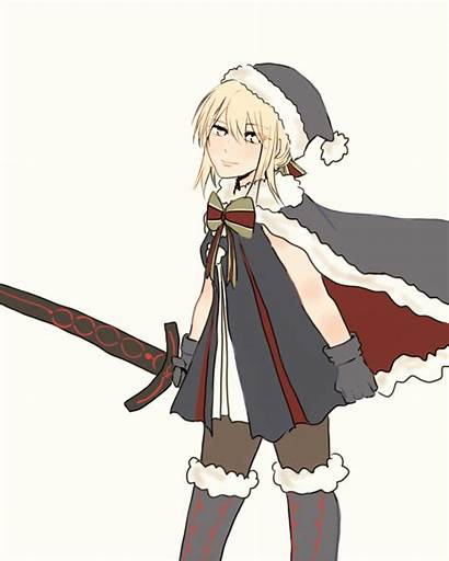Santa Alter Event Saber Arturia Pendragon Rider