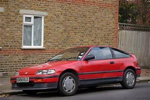 1988 Honda Civic Crx