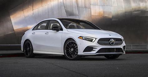 2019 mercedes benz a class sedan first drive review a