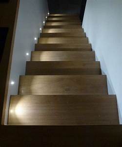 eclairage led eclairage led d39un escalier eclairage With eclairage marche escalier interieur