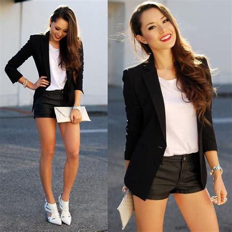 Cute Basic black and white outfit ideas u2013 Glam Radar