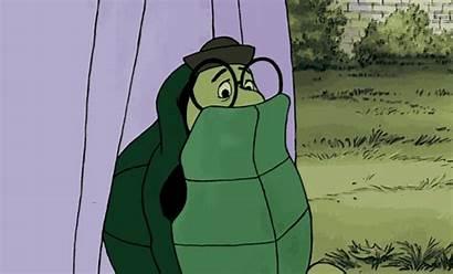 Turtle Hood Robin Disney Giphy Toby Gifs