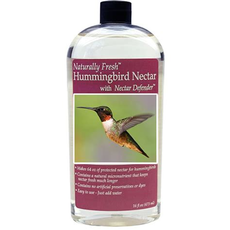 duncraft com naturally fresh hummingbird nectar concentrate
