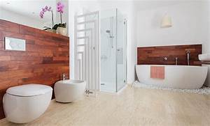 Alternative Zu Fliesen Im Bad : bad ohne fliesen ~ Michelbontemps.com Haus und Dekorationen