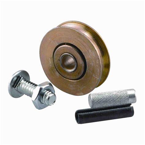 door roller 13 ball bearing nylon roller pic 01