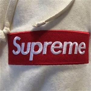 Supreme Supreme box logo hoo from Jay s closet on