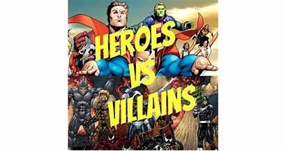 Villains Super Superheroes Heroes 5k Marathon