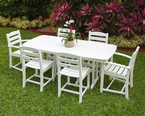 7 polywood outdoor patio furniture collections we