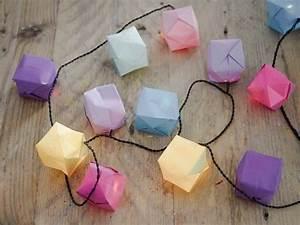 78 ideen zu lichterkette basteln auf pinterest diy With französischer balkon mit origami sonnenschirm faltanleitung