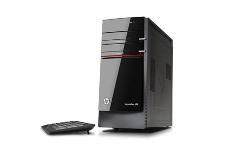 test pc bureau hp pavilion elite h8 1120fr le test complet 01net com